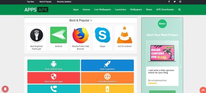 apk download sites - Apps Apk