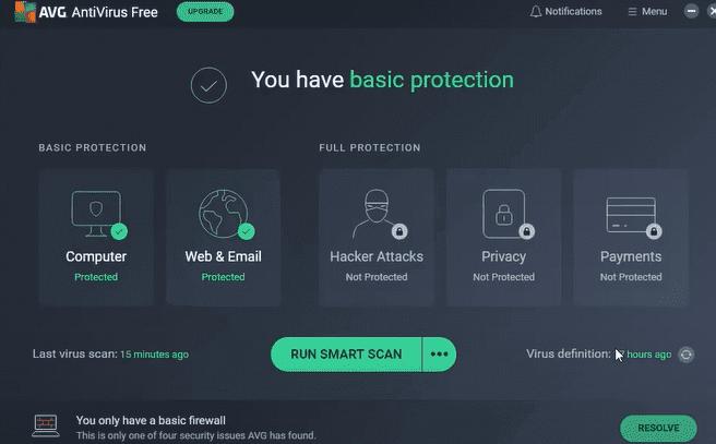 best mac antivirus - avg antivirus
