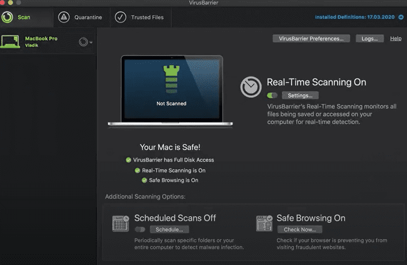 best mac antivirus - intego mac security x9