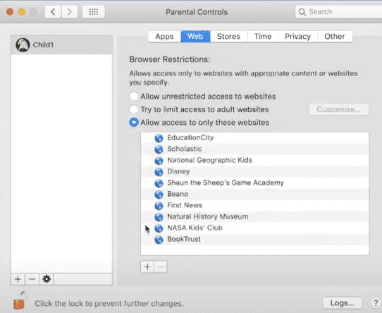 block Instagram on Mac