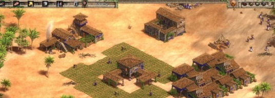 old windows game - age of empire 2