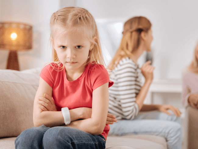 kids have negative emotions