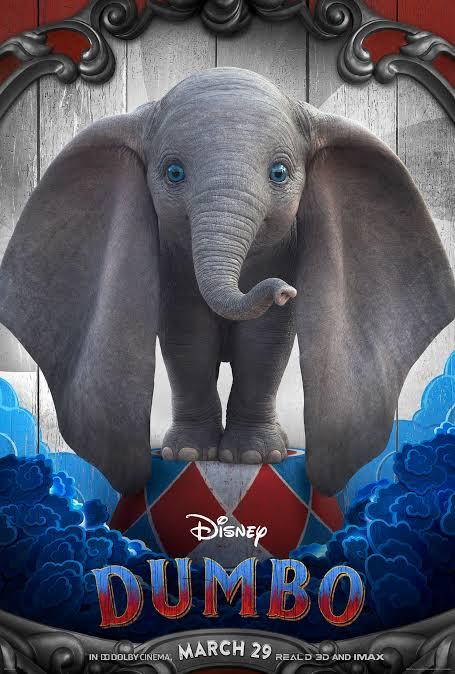 best movie for family movie night - dumbo