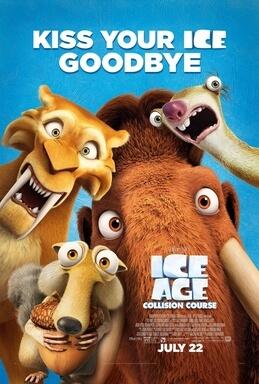 movie for family movie night - ice age