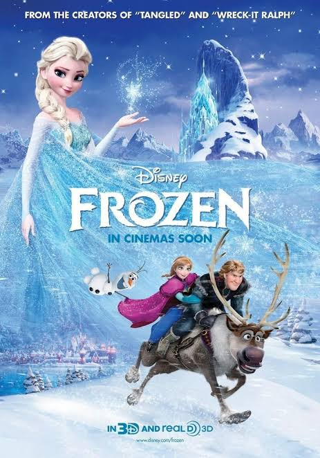 best movie for family movie night - frozen