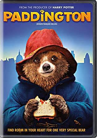 best movie for family movie night - Paddington