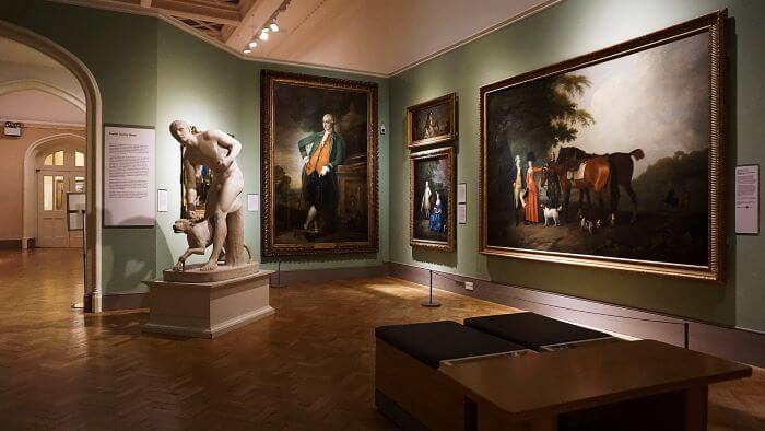 recommended museums on google arts and culture - National Gallery