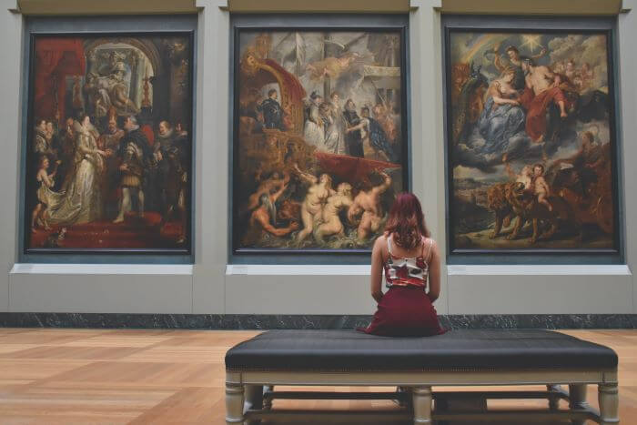 recommended museums on google arts and culture - The met
