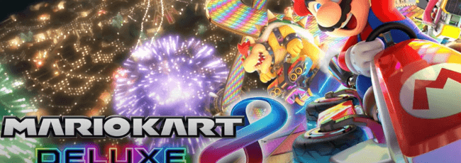 nintendo switch game for toddler - Mario Kart 8 Deluxe