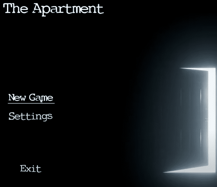 scary roblox game - the apartment