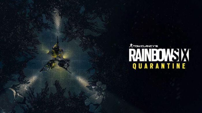 windows game - rainbow six quarantine