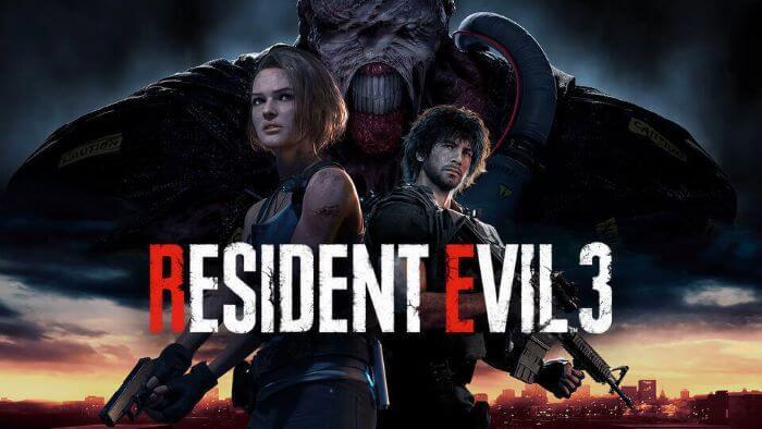 windows game - resident evil 3 remake