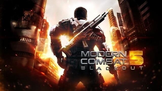 windows game - modern combat 5 esports fps