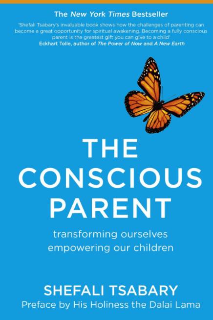 best books for new parents - The Conscious Parent