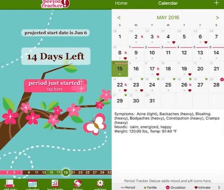 best period tracker app for teens - Period Tracker Lite