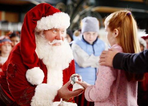 family christmas movie - the santa clause