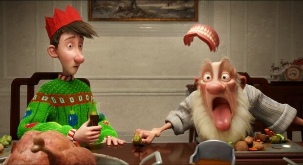 family christmas movie - author christmas
