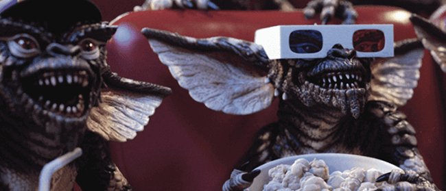 family movie for christmas - gremlins