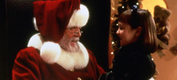 classic christmas movie - Miracle on 34th Street