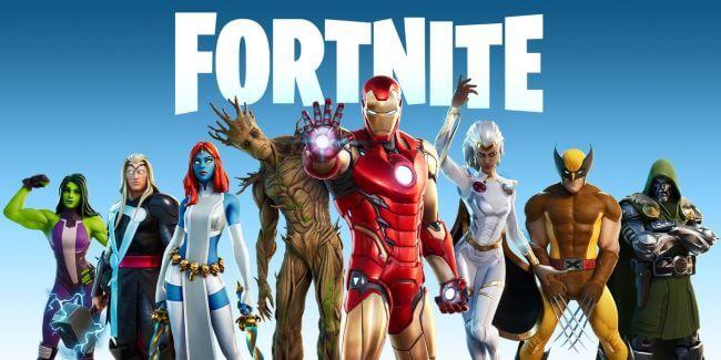 Fortnite games and teens