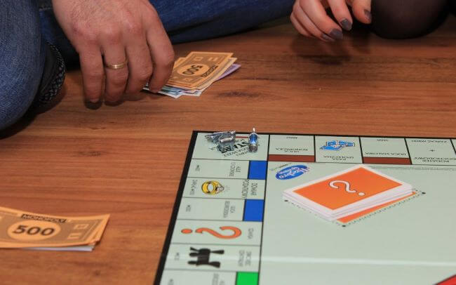 fun games to play with friends - Monopoly