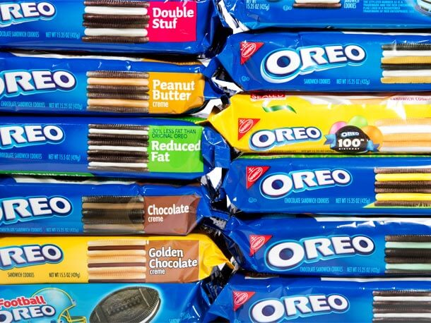 fun games to play with friends - The Oreo Challenge