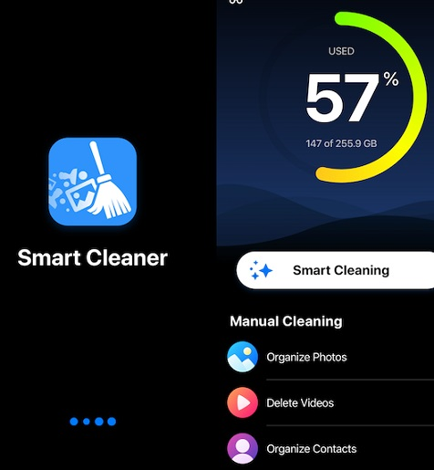 how to clear cache on your iphone using third party cleaner