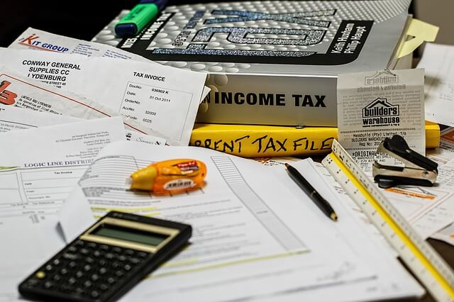consequence of identity theft - tax debit