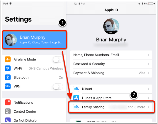 how to turn off ask to buy on iphone