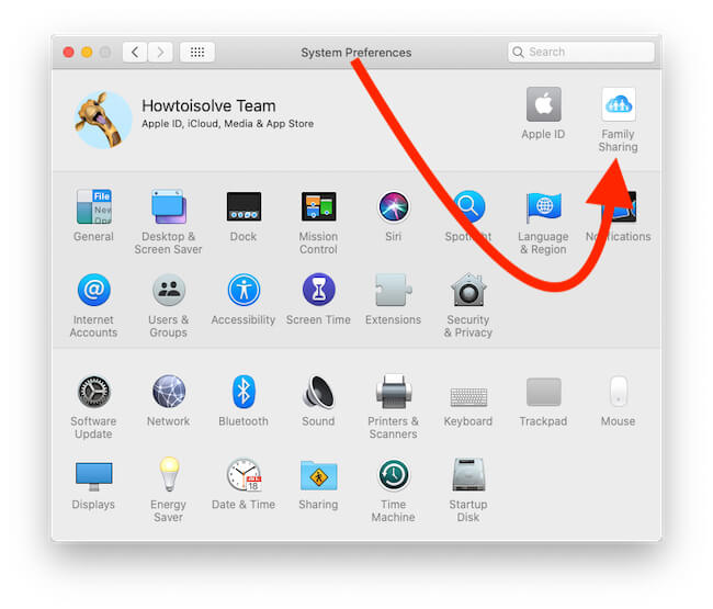 how to turn off ask to buy on mac