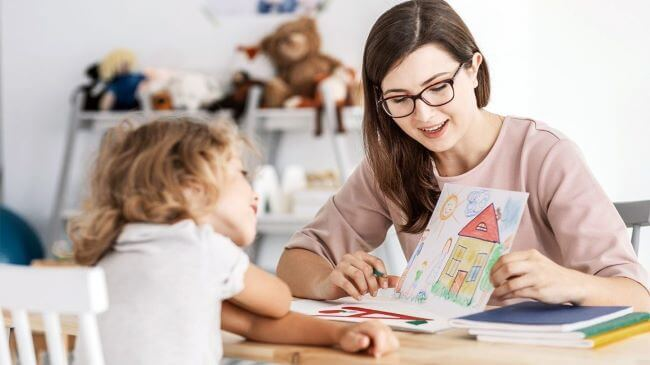 how to deal with kids with learning disablities - get professional support