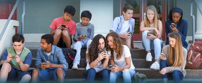 Teen social media addiction