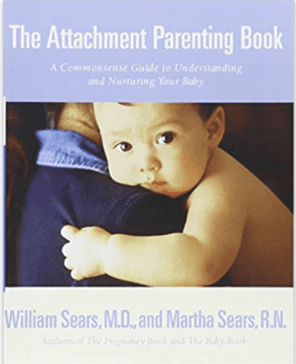 best parenting books - The Attachment Parenting Books