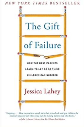 best parenting books - The Gift of Failure
