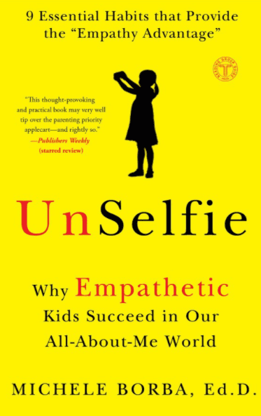 best parenting books - UnSelfie