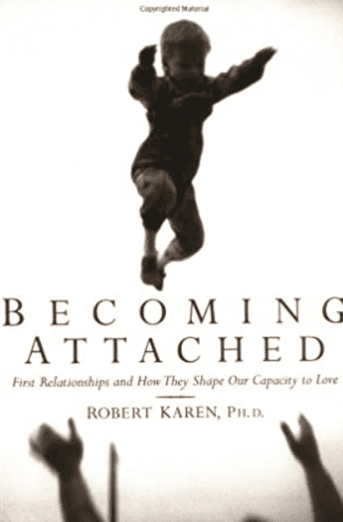 best parenting books - Becoming Attached