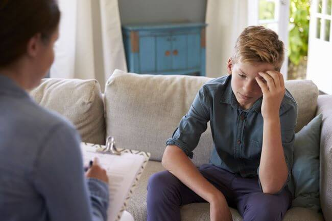 how to deal with ptsd in teens