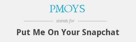 pmoys meaning