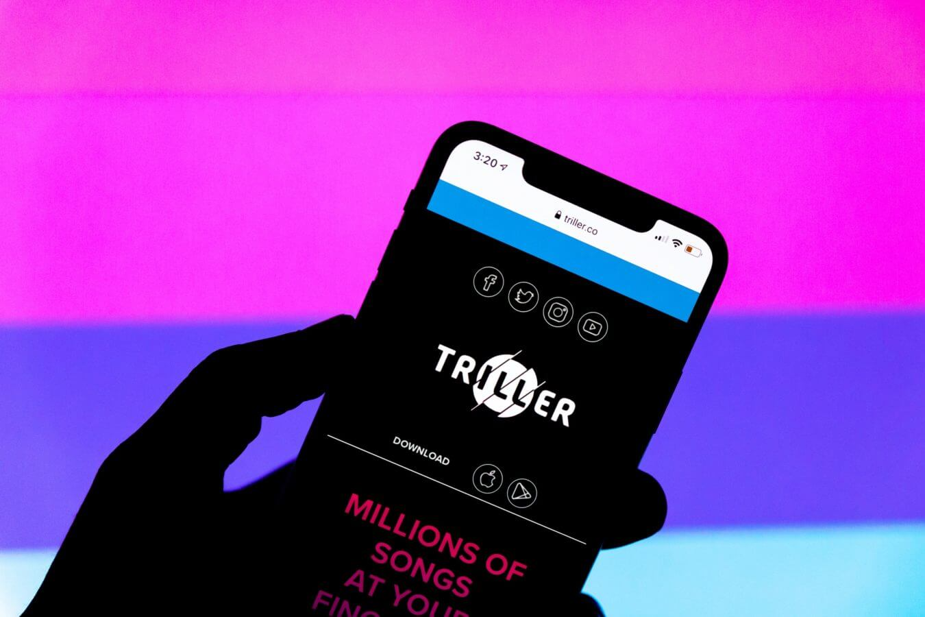 What is The Triller App