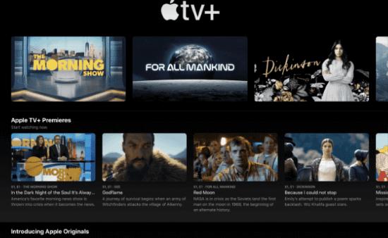 best apple tv shows