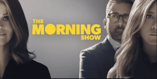 best apple tv shows - the morning show