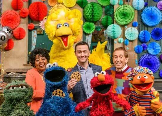 educational tv shows for kids - the sesame street