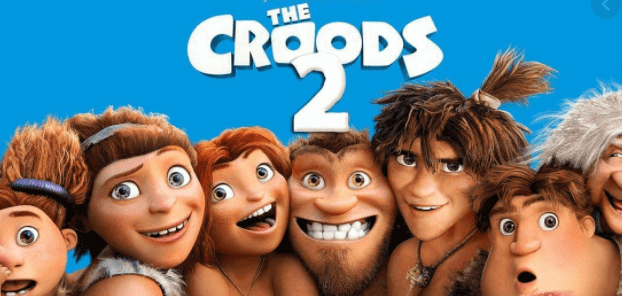 family movies on netflix - the croods