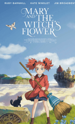 family movies on netflix - mary and the witch flower