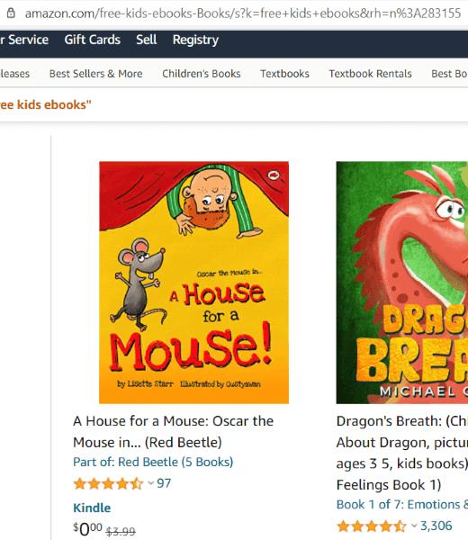 free online books for kids - amazon free kid ebooks