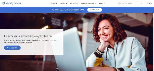 free online tutoring - varsity tutors