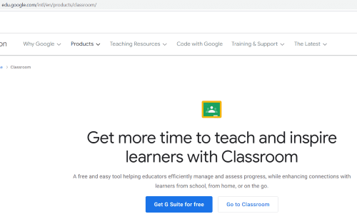 how to use google classroom - sign in as a teacher