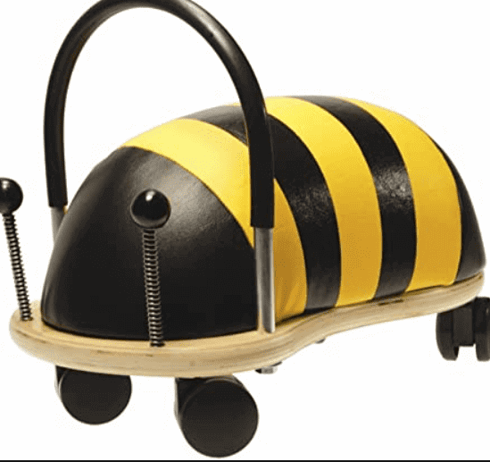 best learning toys for kids - wheely bee