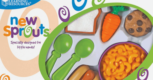best learning toys for kids - new sprouts munch it play set