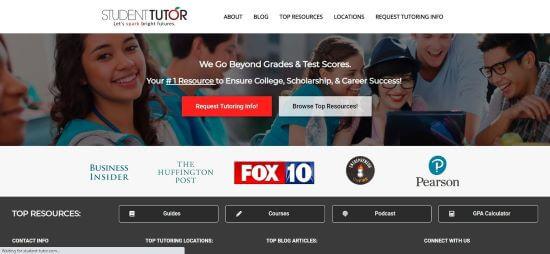online tutoring jobs for kids - Student Tutor